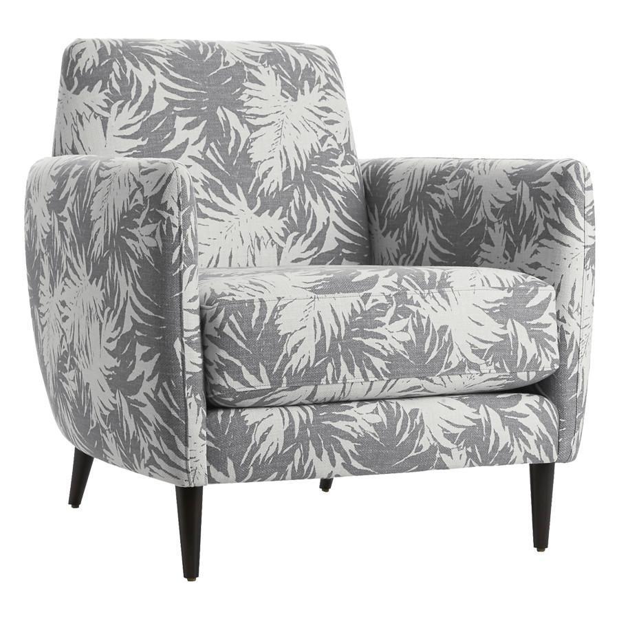 Palm Leaves Parlour Chair